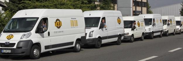 Kleintransporte mit dem Lastentaxi